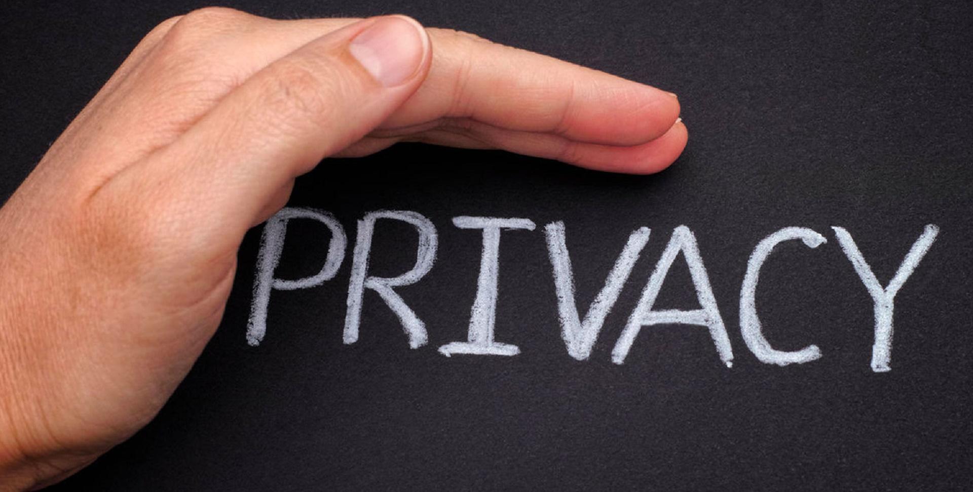 حریم خصوصی کرونا