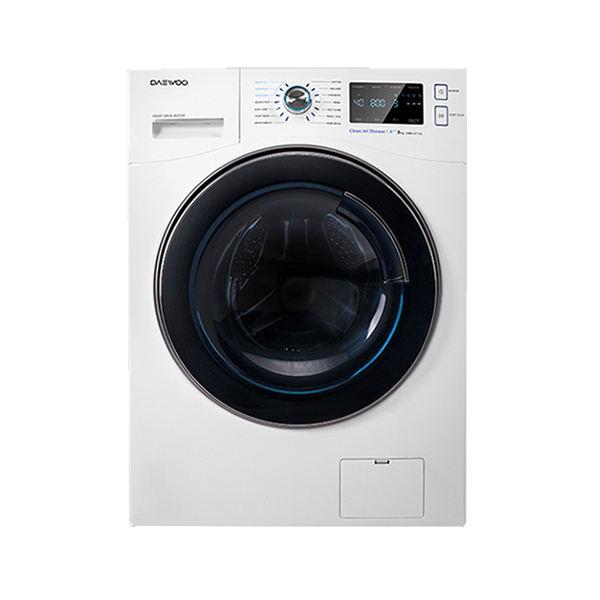 ماشین لباسشویی دوو مدل DWK-PRIMO80 سفید