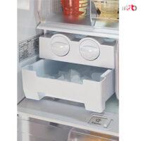 یخچال و فریزر دوقلو دیپوینت مدل D4I سفید
