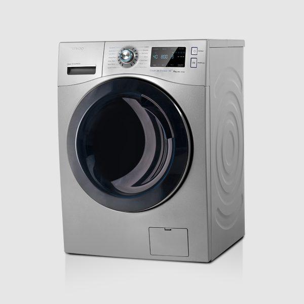 ماشین لباسشویی دوو مدل DWK-PRIMO81 استیل