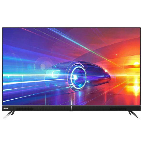 تلویزیون جی پلاس مدل 50KU722S سایز 50 اینچ