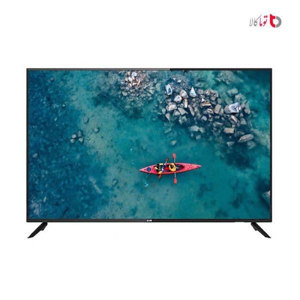 تلویزیون هوشمند سام الکترونیک مدل ۴۳T5550 سایز ۴۳ اینچ